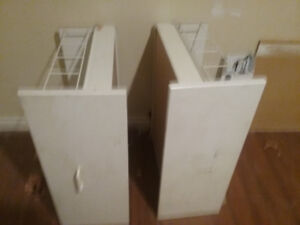 Cabinet doors and drawers (white) $5.00 each
