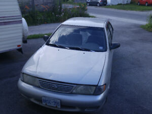Great for Student or Winter Beater - 1999 Nissan Sentra XE Sedan
