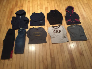 Boys 18-24 month lot (sweaters, long sleeves and pants) Baby Gap