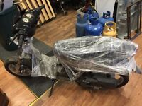 Sky jet sonic moped 50cc spare parts, with papers