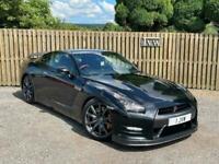 2013 Nissan GT-R 3.8 V6 Premium Edition Auto 4WD 2dr Coupe Petrol Automatic