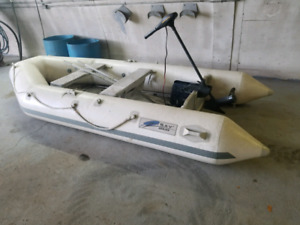 V-ray 500 inflatable boat
