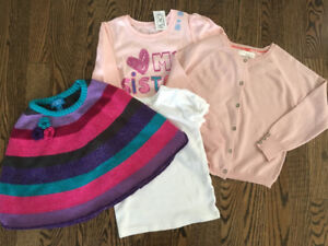 Brand Name Clothing - Girls Size 3