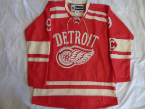 df64e617d Detroit Red Wings Jersey