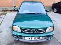 51 PLATE NISSAN MICRA 1 LITRE LITTLE RUN AROUND DELIVERY JOB(HV51DXR)
