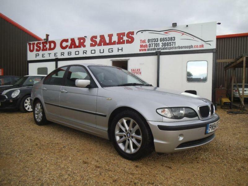 2004 54 Bmw 3 Series 2 0 320d Es 4d 148 Bhp Diesel In