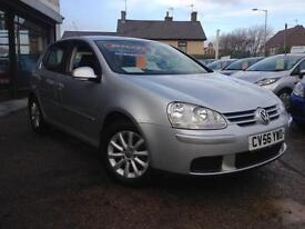2006 (56) Volkswagen Golf 1.9TDI (105PS) Match (Finance Available)