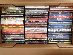 DVDs for sale!  All genres!