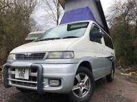 Mazda BONGO AFT 4 BERTH AFT BRAND NEW REAR CONVERION 2WD 2.5TD LOW MILES