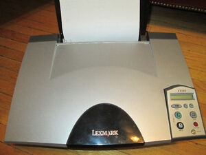 LEXMARK all in one scanner/printer/Photograph copier