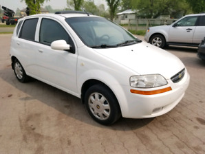 2005 CHEVROLET AVEO AUTO, HATCHBACK, WARRANTY INCLUDED *