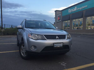 2009 Mitsubishi Outlander LS SUV, Crossover with Warrenty!