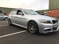 BMW 318D M SPORT TOURING lci FSH REDUCED TO SELL FIRST TO SEE WILL BUY