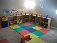 Safe clean home daycare with spaces available