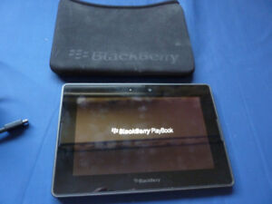 Great Condition BlackBerry PlayBook Tablet 32GB, Wi-Fi, 7in