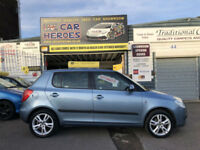 2007 SKODA FABIA (3) 1.6 AUTOMATIC (AA)12 MONTH WARRANTY & BREAKDOWN INCLUDED