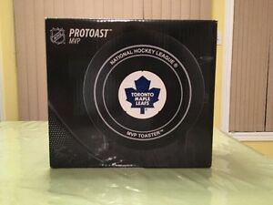 PROTOAST NHL Maple Leafs MVP Toaster BRAND NEW