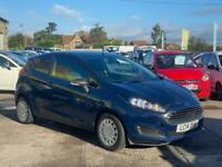 2014 Ford Fiesta 1.6 ECONETIC TDCI 94 BHP Diesel Manual