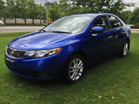 2011 Kia Forte EX - Auto, Loaded! Low KM! Certified/Etested!