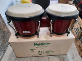 Bongo drums Headliners £40 ono