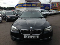 2011 BMW 5 SERIES 530D AC AUTOMATIC