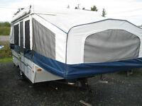 2006 Palomino 4120 tent trailer