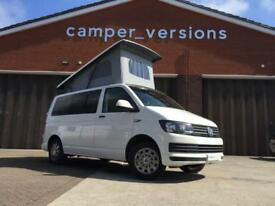 VW T6 Transporter Campervan 2016 Volkswagen | Bluetooth | 4 Berth | 32k miles