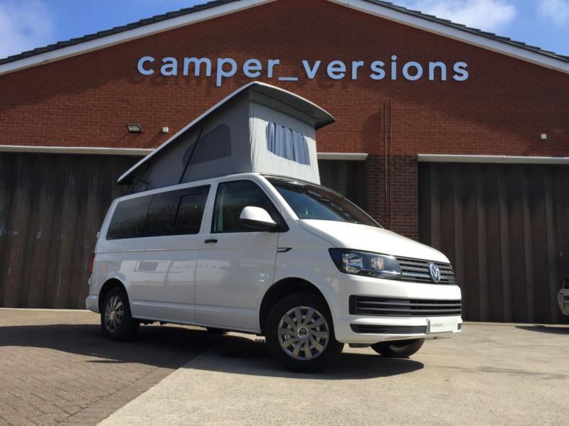 aa6f22dcbf VW T6 Transporter Campervan 2016 Volkswagen