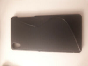 Sony xperia Z2  phone cover and protection glass (new)
