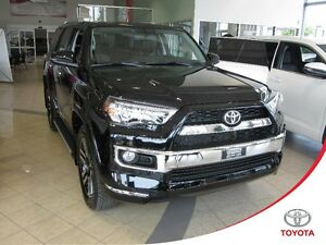 Toyota 4Runner 4WD Limited Cuir+Toit+Gps 2016