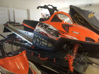 2008 arctic cat M8