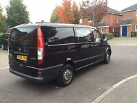 Mercedes vito 111cdi long