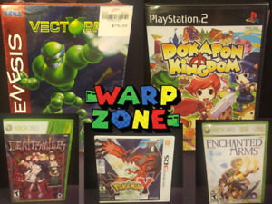 Warp Zone - Video Games & Collectibles