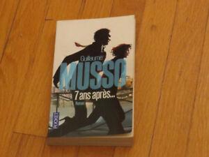 MUSSO GUILLAUME  7 ANS APRÈS / littérature auteur
