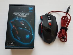 Zelotes T-90 Gaming Mouse