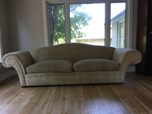 Custom Built Couch - Cobourg