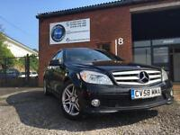 Mercedes-Benz 2008 (58) C200 CDI AMG Sport - FULL SERVICE HISTORY - LEATHER