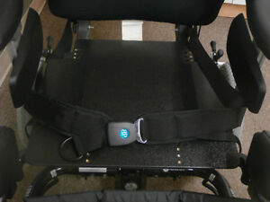 IBIS X-Series Tilt-in-Space Manual Wheelchair Campbell River Comox Valley Area image 2