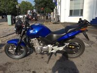 Honda CBF 500 ABS