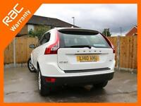 2010 Volvo XC60 2.0 D3 Turbo Diesel ES Geartronic 6 Speed Auto Pan Roof Sat Nav