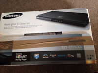 Samsung 3D HD Blu-ray player