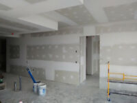 Drywall finishers needed