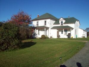 Two Storey ( House ) Lower Newcastle,NB