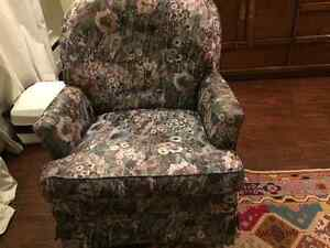Very comfortable rocking chair in a very good condition