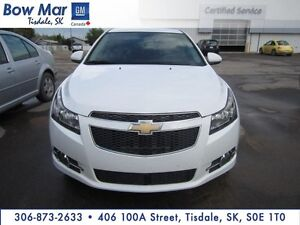 2014 Chevrolet Cruze 2LT  - Low Mileage