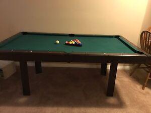 POOL TABLE NEED GONE ASAP!! 100$$ OBO Edmonton Edmonton Area image 4