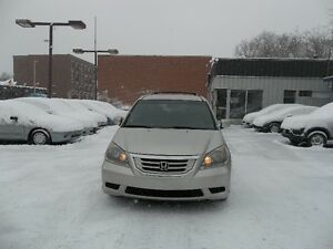 2008 Honda Odyssey EX 148000 km safety and E test