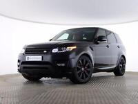 2016 Land Rover Range Rover Sport 3.0 SD V6 Autobiography Dynamic Station
