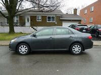 2009 Corolla CE - Dealer Maintained