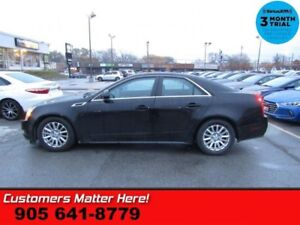 2011 Cadillac CTS 3.0  AWD BLUETOOTH LEATHER PANO-ROOF HEATED SE
